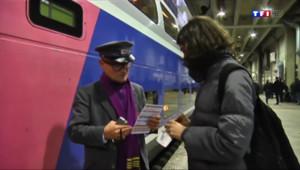 Le 20 heures du 12 septembre 2014 : Lutte contre les fraudes �a SNCF : la compagnie en fait une de ses priorit�- 496.481