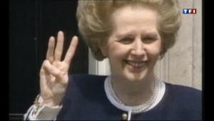Le 20 heures du 8 avril 2013 : Mort de Margaret Thatcher : le Royaume-Uni lui rend hommage - 132.376