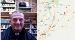 Le père Jacques Mourad, chrétien syrien, a été enlevé par Daech jeudi à Quaryatayn