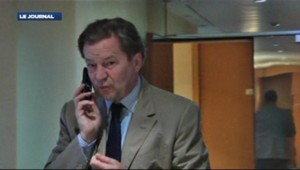 Maître Lantourne, l'avocat de Bernard Tapie.