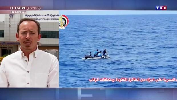 Vol EgyptAir : des recherches plus compliquées que prévues