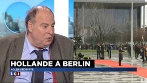 """Alexandre Adler : la relation franco-allemande """"s'est beaucoup améliorée"""""""