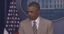 Barack Obama en conférence de presse 28/08/2014