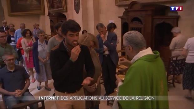 """Bordeaux : des applications pour les """"cathos connectés"""""""