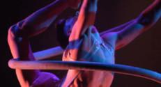"""Le 20 heures du 26 novembre 2014 : Avec """"P�se et Icare"""", le cirque Gr�ss prend des ailes - 1896.255"""