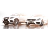 Le GLE Coupé et une nouvelle Classe C, deux modèles qui inaugureront la gamme