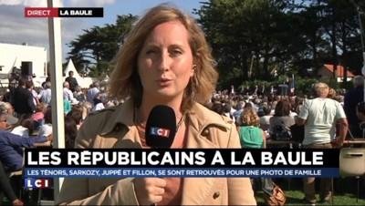 Les Républicains affichent une unité de façade à La Baule