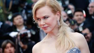 Nicole Kidman à Cannes le 14 mai 2014 pour la présentation du film Grace de Monaco