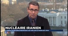 Nucléaire iranien : Netanyahu sur le point de s'adresser solennellement au Congrès américain