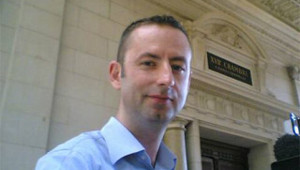 Christophe Grébert, auteur du weblog MonPuteaux.com