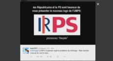 """""""Herpès"""", le nouveau nom donné par les militants frontistes à l'UMPS."""
