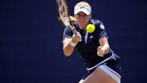 La joueuse Elena Baltacha