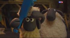 Le 20 heures du 1 avril 2015 : « Shaun le mouton » sort sur les grands écrans - 1891.09