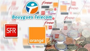 Le business des opérateurs (SFR, Orange, Bouygues)