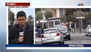 """Assaut contre Merah : """"les policiers du Raid quittent les lieux"""""""