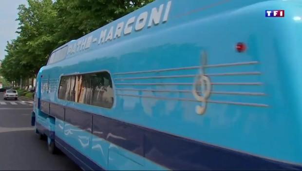 Il résume à lui seul la publicité qui roule : zoom sur le mythique Pathé-Marconi