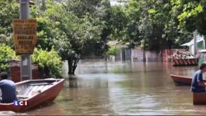Inondations : près de 170.000 personnes évacuées en Amérique du Sud