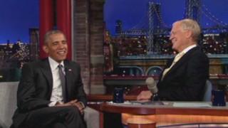 Pour sa retraite, Obama s'imagine bien jouer au domino
