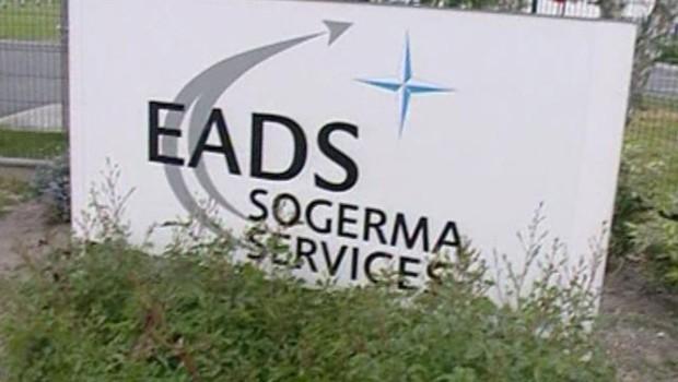 TF1/LCI Sogerma EADS Mérignac enseigne aéronautique avion aviation