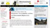 Enquête du parquet de Paris après une plainte de Sarkozy contre Mediapart