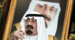 Arabie saoudite : le roi Abdallah, le 11/9/2014