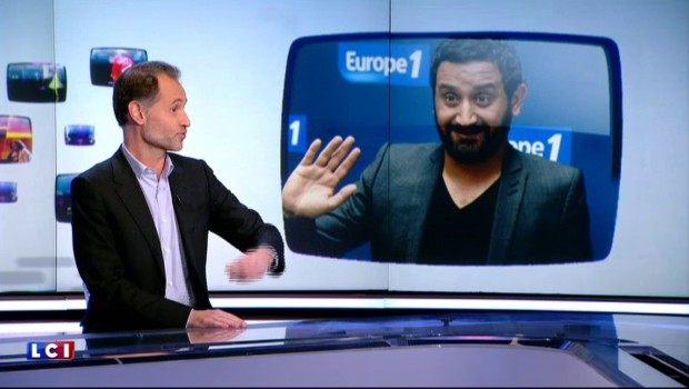 Cyril Hanouna garde la confiance de la station Europe 1
