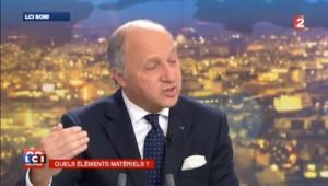 Fabius confirme l'utilisation de gaz sarin en Syrie