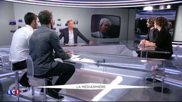 """Frédéric Beigbeder : """"Je suis assez content de ne plus faire de télévision"""""""