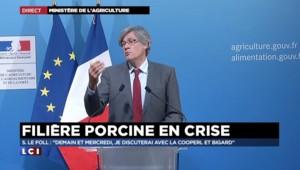 """Le Foll : il faut une """"harmonisation fiscale et sociale"""""""