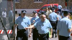 Le gendarme aurait utilisé son pistolet personnel/LCI