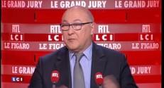 """Michel Sapin : """"Les pays d'Europe nous envient notre démographie"""""""