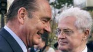 MM. Chirac et Jospin | Archives AFP
