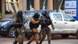 Ouagadougou Burkina Faso attaque terroriste jihadiste