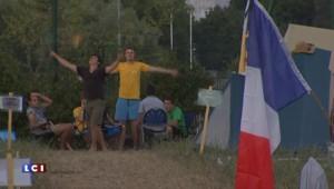 Violents orages à Strasbourg : 15.000 scouts réfugiés au Zénith