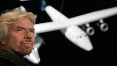 Branson space shift