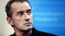 Christophe Dechavanne, le 23/11/2009