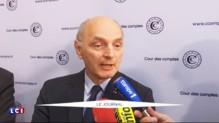 """Cour des comptes : """"L'objectif de réduction du déficit public est ambitieux"""""""