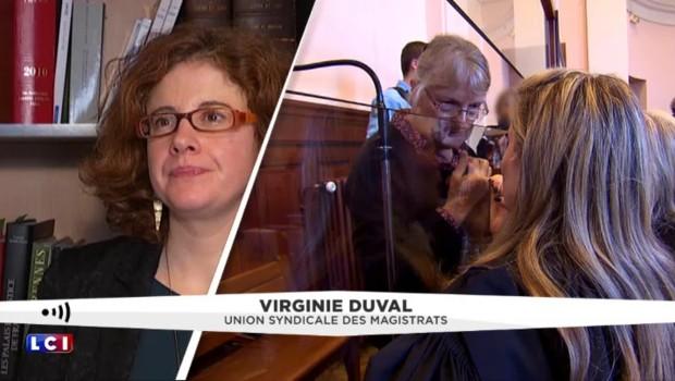 """Jacqueline Sauvage graciée : """"On en prend acte"""", réagit l'Union Syndicale des Magistrats"""