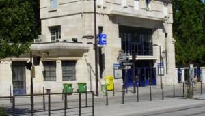 La gare RER de Cité Universitaire (Paris)