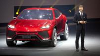 Lamborghini Urus Concept 2012 Salon Pékin