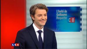 LCI - François Baroin est l'invité politique de Guillaume Roquette