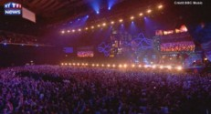 Les BBC Music Awards, le 11 décembre 2014.
