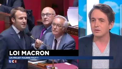 "Loi Macron : ""C'était le grand outil de communication de Hollande"""