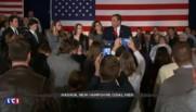 Primaire républicaine : deux rivaux de Trump jettent l'éponge