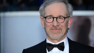 Steven Spielberg à son arrivée à la cérémonie des Oscars 2013