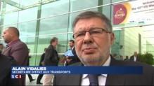 """Air France : """"Les violences ne sont pas acceptables"""" s'insurge le secrétaire d'Etat Vidalies"""