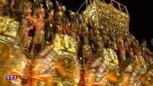 Brésil : Mangueira, désignée reine des écoles de samba