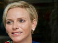 Charlène de Monaco reçoit une distinction pour ses actions humanitaires