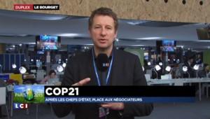 COP 21 : ce qu'ont les négociateurs entre leurs mains, l'éclairage de Yannick Jadot