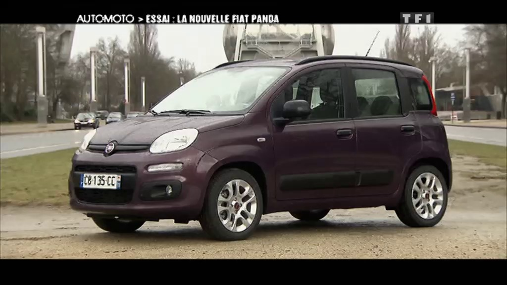 vid o automoto essai vid o fiat panda 3 mytf1. Black Bedroom Furniture Sets. Home Design Ideas